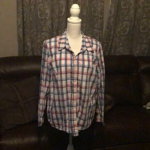 Kim Rodgers Easy Care casual shirt